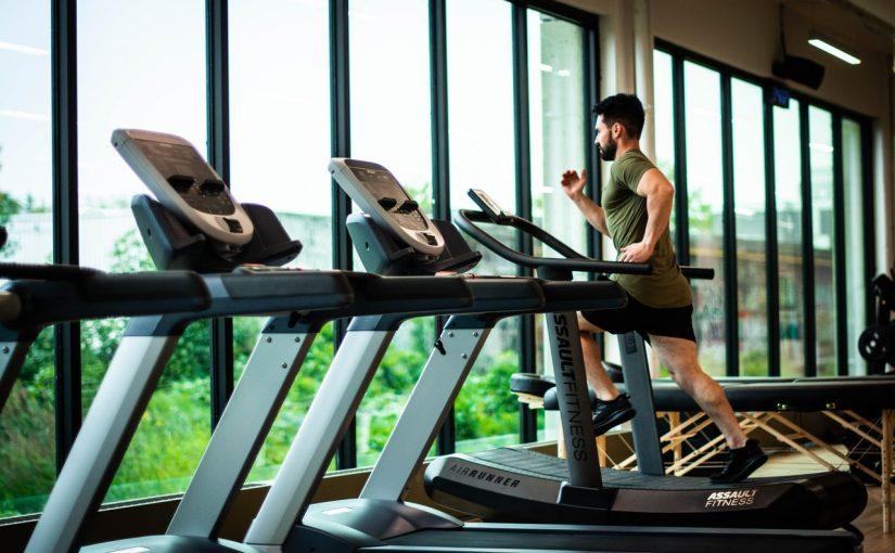 cardio training auf dem laufband